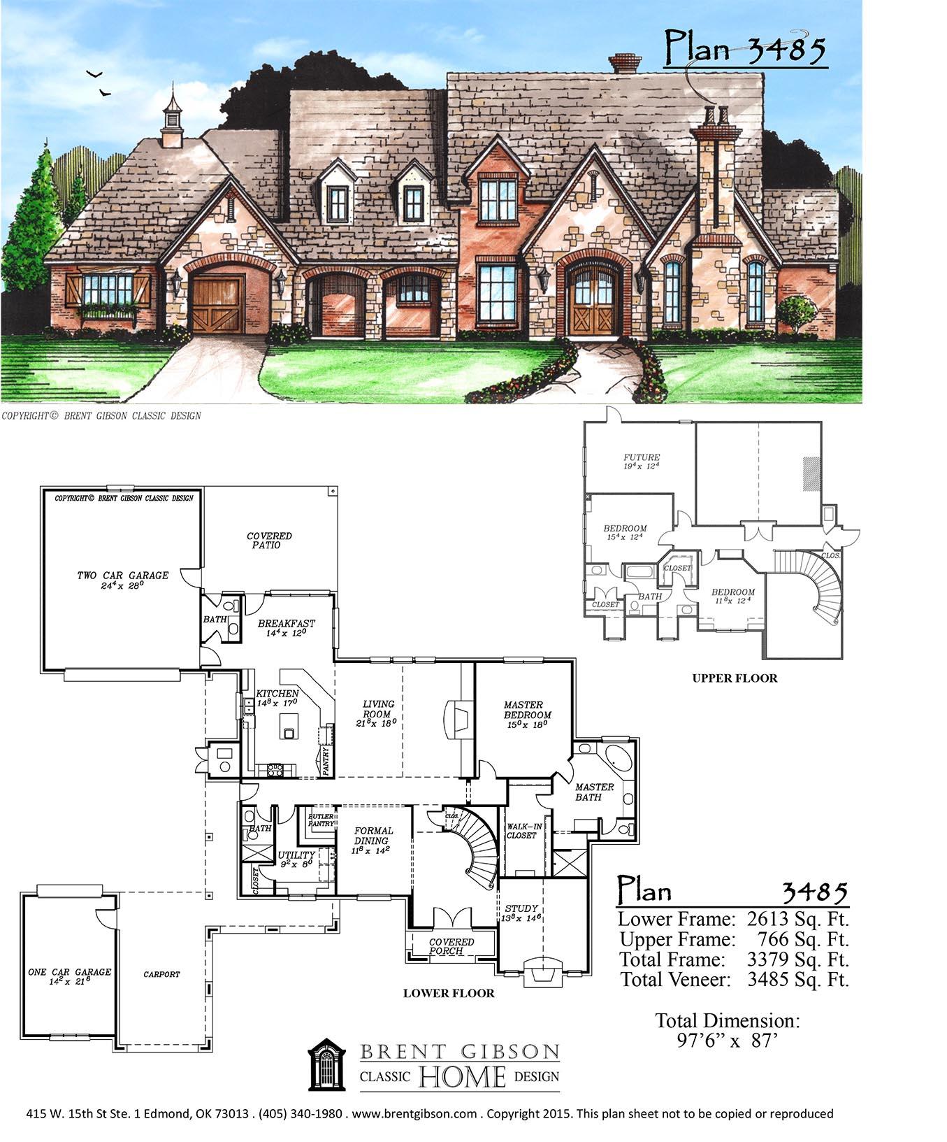 Plan 3485