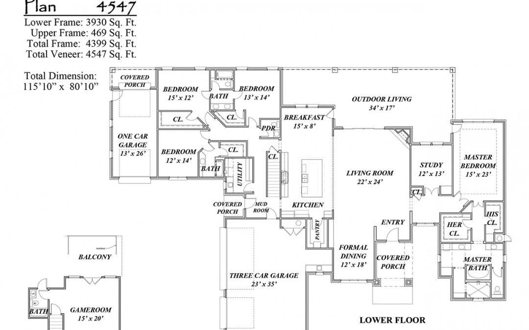 Plan 4547