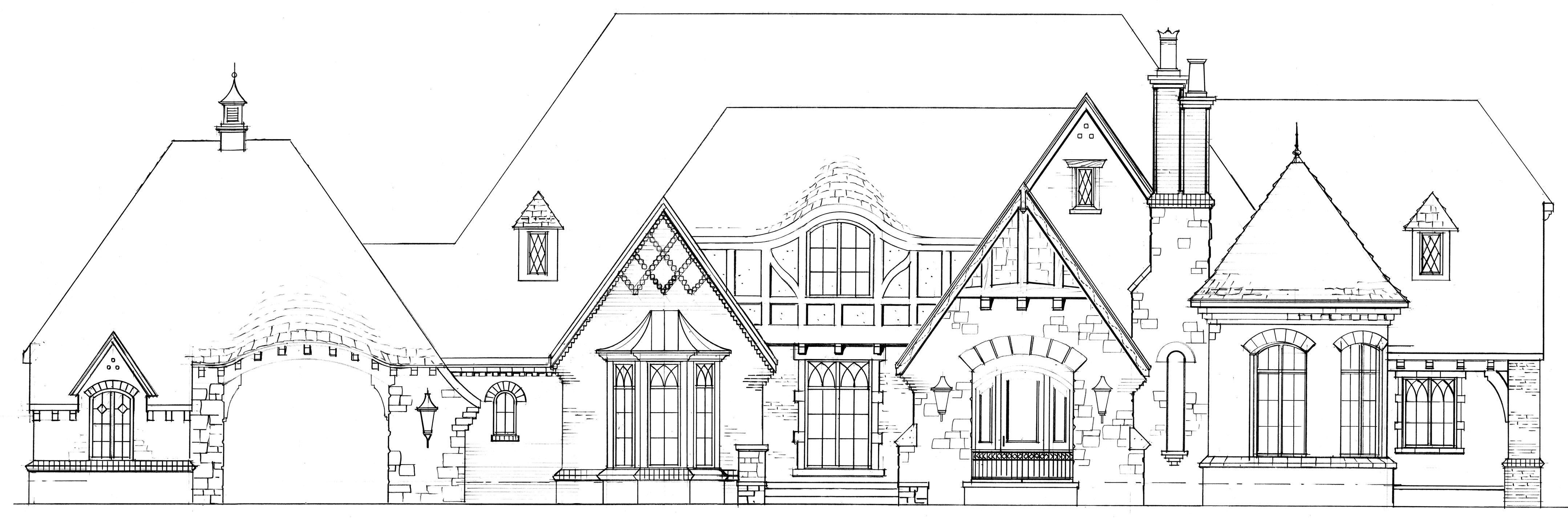 1 Front Elevation 300 dpi 50 persent