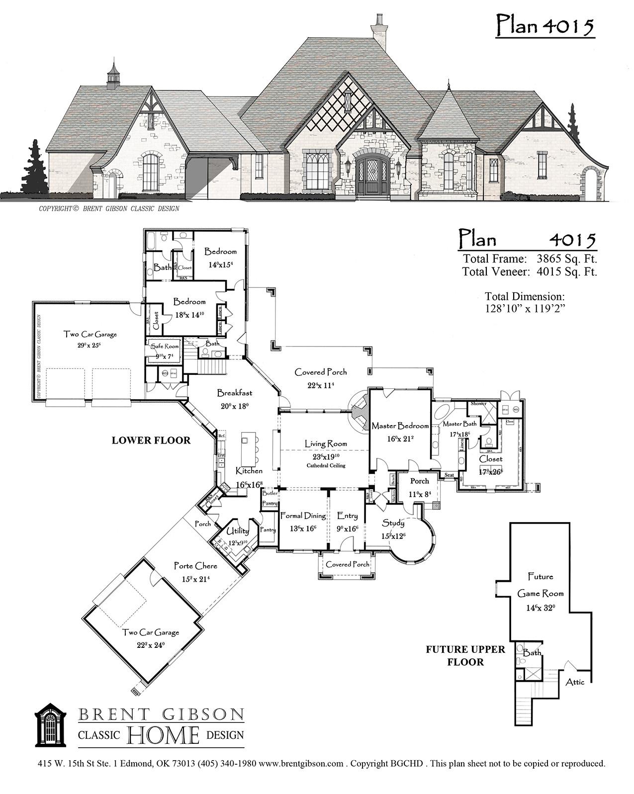 Plan 4015